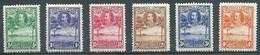 Sierra Leone YT N°125-126-127-128-129-130 Roi George V Et Paysages Neuf/charnière * - Sierra Leona (...-1960)