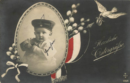 CARTE ALLEMANDE ENVOYEE DE  COLN 04/1917 - Oorlog 1914-18