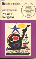 Poesias Escogidas - Machado Antonio - 1991 - Cultural
