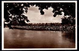 Somalia Italiana - Afgoi - Fantasia Delle Bastonate (Fotocelere Di A. Campassi - Torino - 1935) - Somalie