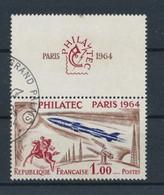 FRANCE - N°1422 PHILATEC OBLITERE - COTE : 25€ - 1964 - Gebruikt