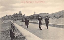 OOSTENDE (W. Vl.) Léopold II Sur La Digue - Ed. V.G. - Oostende