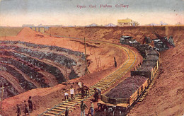 CHINA - Manchuria - Open Cast, Fushun Colliery - Publ. South Manchuria Railway Co. - China
