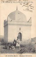 La France Au Maroc Oriental - OUDJDA - Marabout Sidi Aâsem - Ed. Boumendil 38 - Unclassified