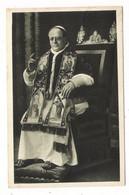 VATICAN / TIMBRE SUR CARTE POSTALE ( Cachet Du 1-8-1929, POSTE VATICANE ) / SUA SANTITA  PIO XI. / Edit. A. SCROCCHI - Cartas