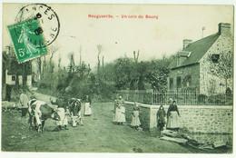 Heugueville. - Un Coin Du Bourg - Other Municipalities
