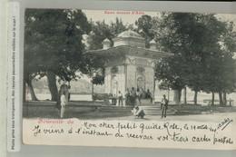 SOUVENIR DE ..1900.. EAUX DOUCES D'ASIE   LA FONTAINE Edit  Max Fruchtermann Constantinople  (Mai 2021 113 - Turchia