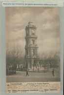 Constantinople  L'Horloge De Dolma-Bagtché Edit.Max Fruchtermann Photogr Andriomenos R  (Mai 2021 121 - Turchia