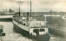 59 -  Dunkerque - Le Ferry Boat  Twickenham      F 114 - Ferries