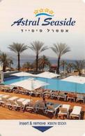 Astral Seaside Hotel Room Key Card - Hotel Keycards