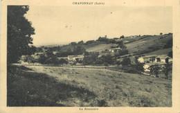 """CPA FRANCE 69 """" Chaponnay, La Roussière"""" - Otros Municipios"""