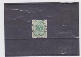 Belgie Nr 45 Genck (STERSTEMPEL) - 1869-1888 Lying Lion