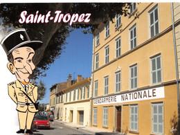 83  SAINT TROPEZ LA GENDARMERIE   66-0109 - Saint-Tropez
