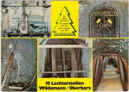 19 Lachterstollen - Wildemann / Oberharz - (Grube / Bergwerk) - Wildemann