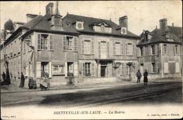 CPA Bretteville Sur Laize Calvados, La Mairie - Andere Gemeenten