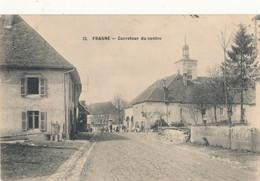 25 // FRASNE   Carrefour Du Centre  ** - Altri Comuni
