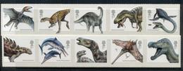 GB 2013 Dinosaurs MUH - Unused Stamps