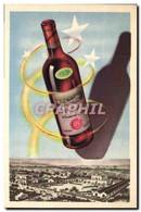 CPA Publicite Seneglauze Saint Eugene Oran Vins Oranie Algerie - Publicidad