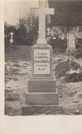 ABL , Tombe Du Soldat Ernest Mathy 20 - 10 - 1918 - Obituary Notices