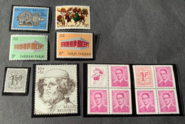 1969 - Mix  - Postfris/Mint - Unused Stamps