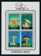 BURKINA FASO 1990 MUSHROOMS - Burkina Faso (1984-...)