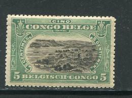 CONGO BELGE- Y&T N°64- Neuf Sans Charnière ** - 1894-1923 Mols: Ungebraucht