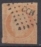 #161# COLONIES GENERALES N° 13 Oblitéré Losange CCH (Cochinchine) - Ceres