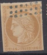 #161# COLONIES GENERALES N° 11 Oblitéré Losange De Points Bleus (Réunion) - Ceres