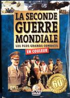 La Seconde Guerre Mondiale - Les Plus Grands Combats ( En Couleur ) - Coffret De 5 DVD . - History