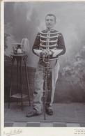ABL , 2e Lanciers Photo , 6x10 - Oorlog 1914-18