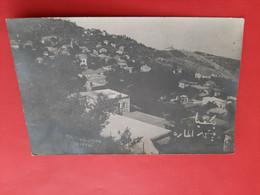ASIE / LIBAN / CARTE PHOTO A IDENTIFIER / PHOTO C . LIBAN A BERFEYE / VILLAGE  / DOS SCANNE - Libanon