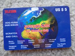 Somalia Phonecard - Somalia