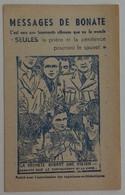 Messages De Bonate Adelaide Roncalli Oeuvre De Diffusion Mariale Bourg-Saint-Maurice V. 1948 EXCELLENT ETAT Apparition - Santini