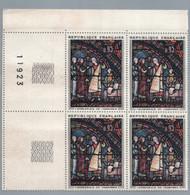FRANCE 1963 - Yv 1399 - Bloc De 4 Neuf** - Nuevos