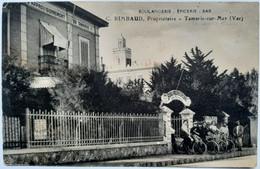 Boulangerie - Epicerie - Bar - C. RIMBAUD, Propriétaire - TAMARIS-SUR-MER - Tamaris