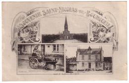 SAINT-NICOLAS DE BOURGEUIL - Multi Vues Avec Attellage De Chien - Andere Gemeenten