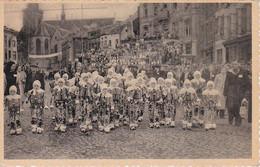 CARNAVAL DE BINCHE ,GROUPE DE 6 PETITS GILLES REF 71032 - Carnaval