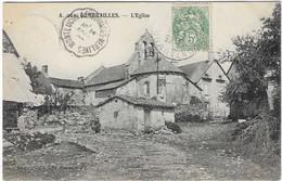 63 PUY DOME COMBRAILLES 1907 JOLI PLAN - Sonstige Gemeinden