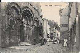 Marcigny : Rue St-Nicolas - Other Municipalities