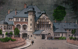 Die Mosel, Cochem, Bahnhof. (1907). - Cochem