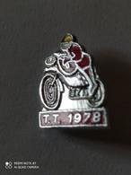Course MOTO T.T. RACE ISLE OF MAN 1978 - Scans Recto/verso - Altri