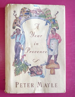 """Livre EN ANGLAIS, Peter Mayle, """"A Year In Provence"""" 1990 - Other"""