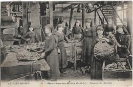 Montceau Les Mines : Trieuses De Charbon - Montceau Les Mines