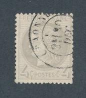 FRANCE - N° 52 OBLITERE - 1872 - COTE : 60€ - 1871-1875 Cérès