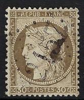 FRANCE Classique: Le Y&T 56, Obl. GC 2157 (Magland, Ind. 16 !) - 1871-1875 Ceres