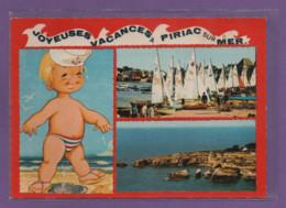 44-CPSM PIRIAC SUR MER - Piriac Sur Mer