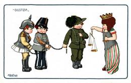 CPA - WW1 WWI Propaganda Propagande - KAISER - A. BERTIGLIA - Umoristica Satirica, Humour Satirique - NV - PV838 - Oorlog 1914-18