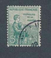 FRANCE - N° 149 OBLITERE - COTE : 20€ - 1917/18 - Gebruikt