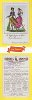 Les Vieilles Provinces De France ֎ LA PROVENCE - Illustrateur Jean Droit ֎ Pub Des Farines Jammet ֎ - Food