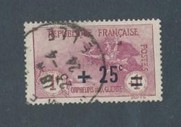 FRANCE - N° 168 OBLITERE AVEC CAD DU 23 AVRIL 1924 - COTE : 36€ - Gebruikt